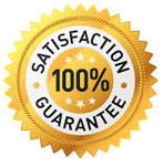 Martin Hall's 100% Satisfaction Guarantee
